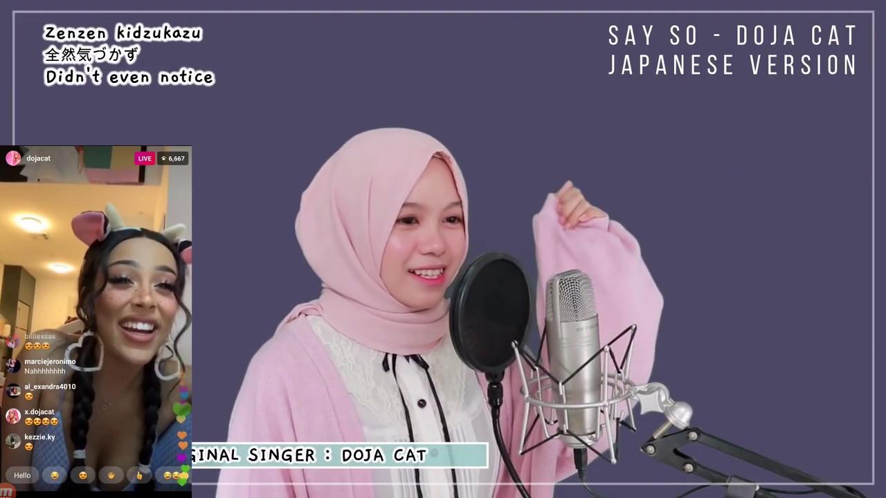 Doja Cat - Say So - Cover by Lollia feat. @Chi-chi