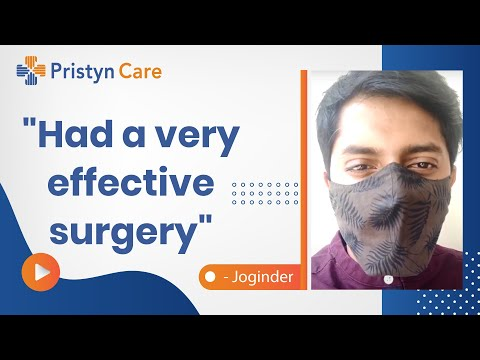 Best Treatment for Phimosis | Laser Circumcision | Pristyn Care Success Story