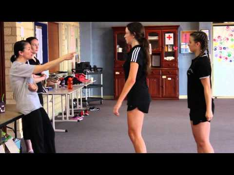 Irish dancing documentary: media production