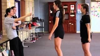 Irish dancing documentary: media production