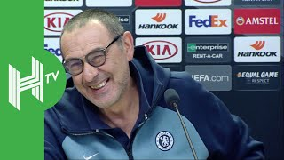 Maurizio Sarri: I told Drinkwater he would NOT play for Chelsea this season!