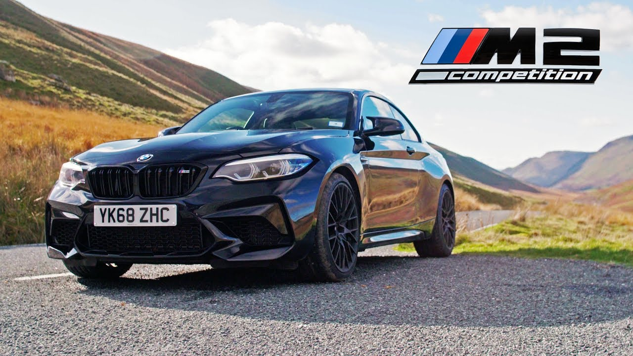 BMW M2 Competition: Road Review | Carfection 4K