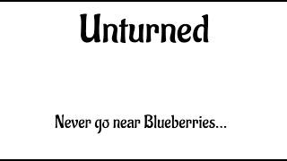 Unturned Shorts - Hallucinogenic Berries