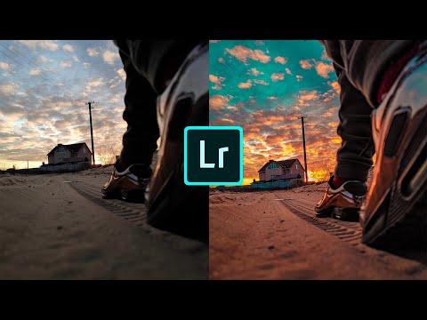 Мобильная обработка 📱 Как круто обработать фото на телефоне | Lightroom Mobile #1