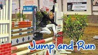 Lia & Alfi - Jump and Run - Turnier Lengerich