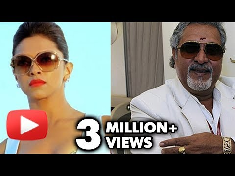Deepika Padukone's Connection With Vijay Mallya thumbnail