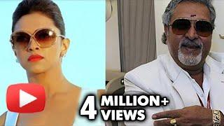 Deepika Padukone's Connection With Vijay Mallya