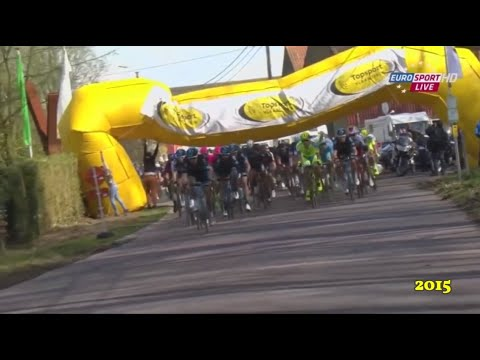Cycling Crashes/Fa!ls Compilation Tour Of Flanders 2014-2018