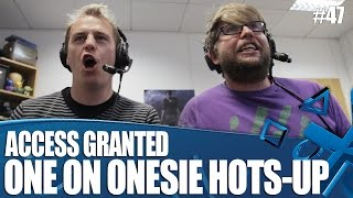Access Granted: The 'Overcooked' onesie challenge