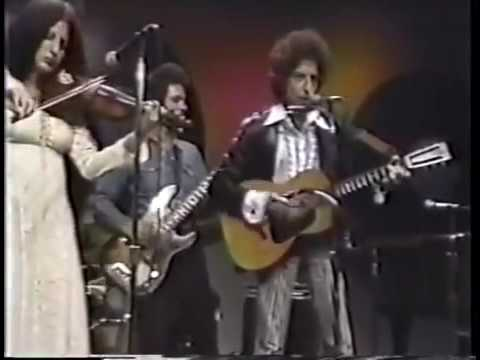 Bob Dylan Live  - Hurricane TV 1975