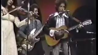 Bob Dylan Live  - Hurricane TV 1975