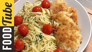 Курица в Панировке, Снято на iPhone X! Вкусные Рецепты by Бодя