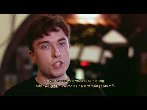 Aerospace Engineering at the University of Liverpool