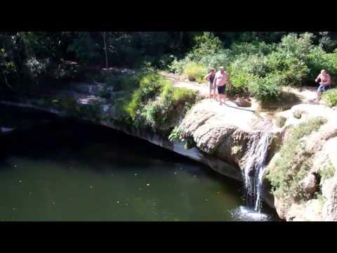 Rio Blanco Falls  Toledo District, Belize