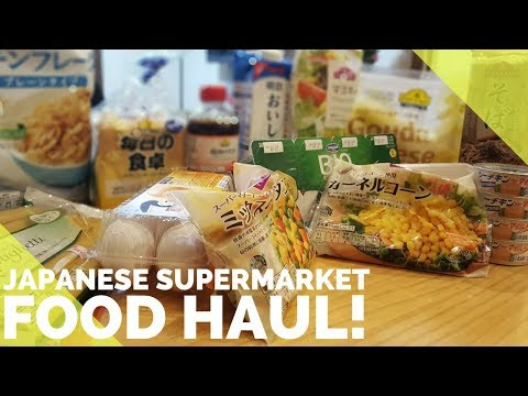 japanese-supermarkets---food-haul-for-3,000¥-|-life-in-japan-|-the-tao-of-david