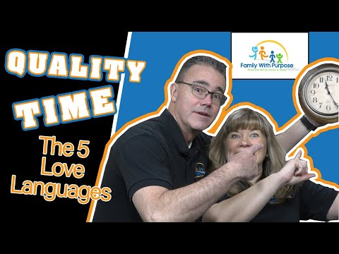 acts of service dating quality time