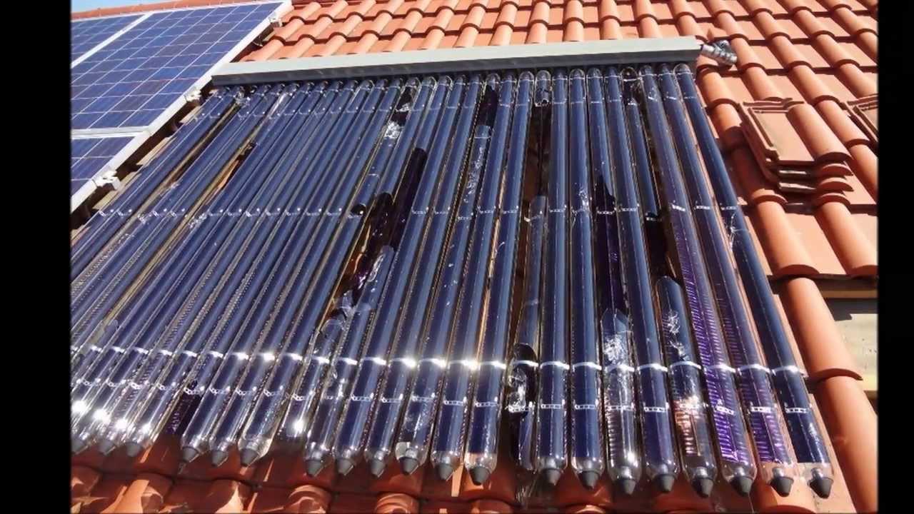 Pannello Solare Termico Vetro Rotto : Thermomax tubi di ricambio per sistemi termici solari a