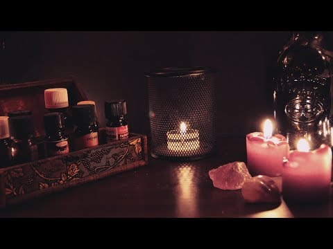 Aromatherapy Massage [ASMR] //soothing music