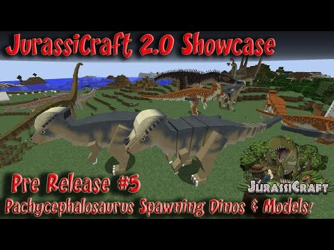 1 11 2] JurassiCraft Mod Download | Minecraft Forum