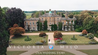 Wedding Film at Pylewell Park - Victoria & Milo - Chris Spice Films
