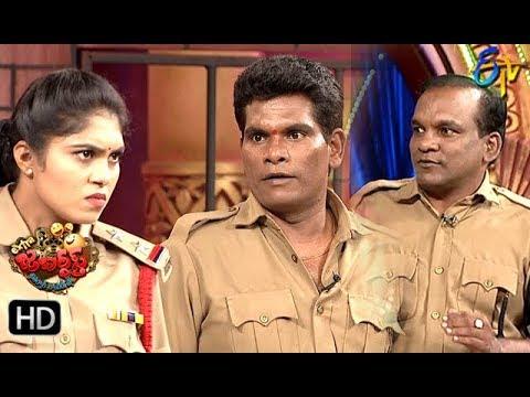 Chammak Chandra Performance | Extra Jabardasth | 23rd August 2019    | ETV Telugu