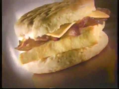 Burger King 99 Cent Biscuit Commercial