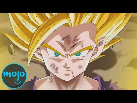 Top 10 Dragon Ball Z Fights