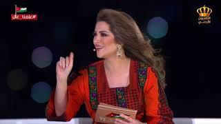 حفل عيد الاستقلال 74 | مقابلة الفنان عمر العبداللات