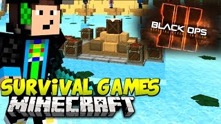 Etwa eine HOSEN RUNDE? :D + BO 3 Meinung - Minecraft Survival Games