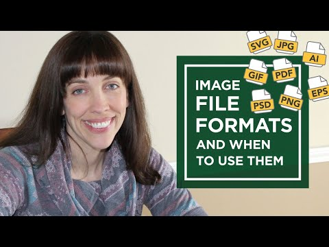 Image File Formats for Graphic Design and When to Use Them