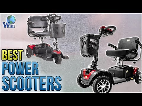 Top 10 Power Scooters of 2019 | Video Review