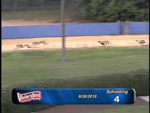 Victoryland 09/30/10 Schooling Race 4