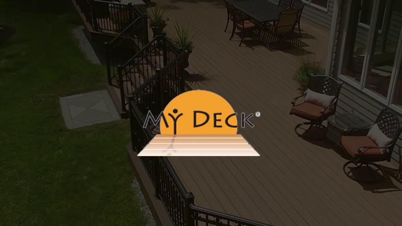 Häufig Custom Built Decks | My Deck LLC | Princeton, New Jersey DT85
