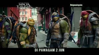 teenage mutant ninja turtles 2 world l in cinemas 2 june