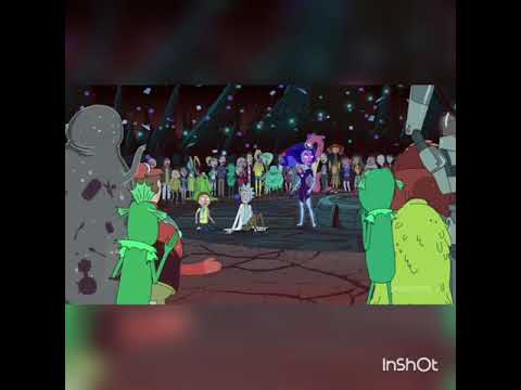 Rick and Morty rap full version, Logic - noob noob
