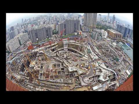 興建香港西九龍站 Building Hong Kong West Kowloon Station