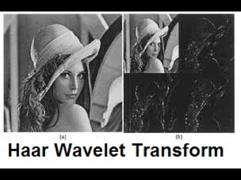 The Haar Wavelet Transform using Matlab code in Two Minute