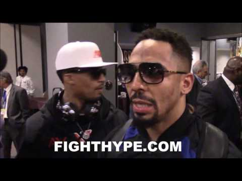 ANDRE WARD REACTS TO KATHY DUVA AND TEAM KOVALEV FILING PROTEST WITH NSAC