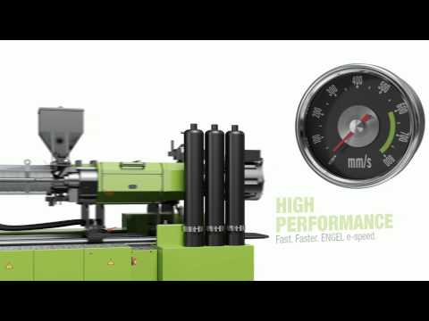 ENGEL e-speed 650 Animation