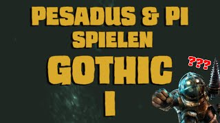 Let's Play Gothic - Episode 1 - Let's Install! (German)