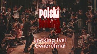 Polski Locking 1vs1 początkujący Ćwierćfinał - Gosia vs Julia