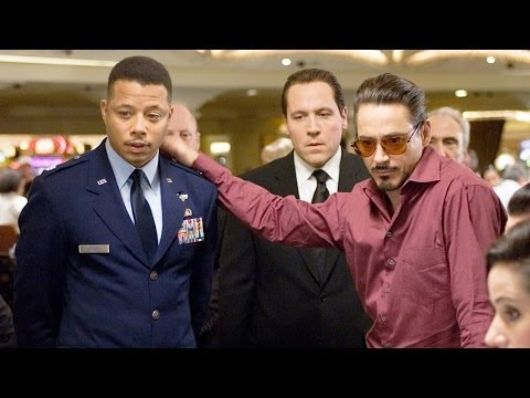 Terrence Howard Blames RDJ For IRON MAN Ousting