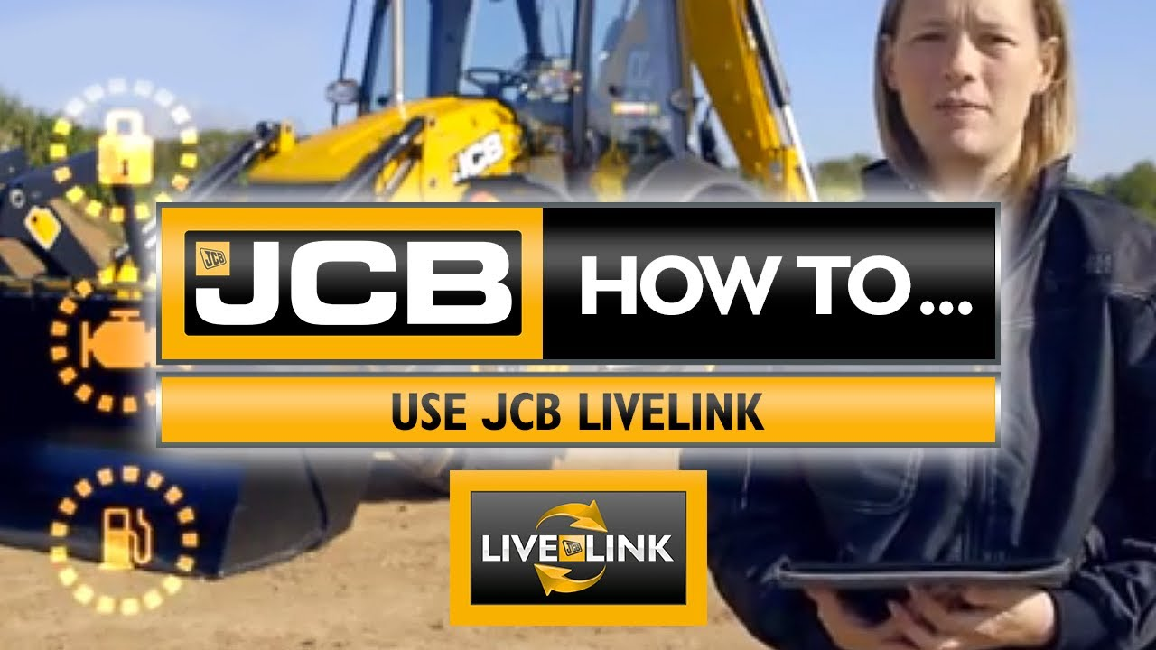 JCB LiveLink