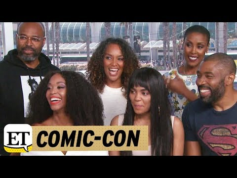 EXCLUSIVE: Live With The Cast Of 'Black Lightning'