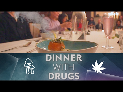Morgen - DRUG Pairing: a Unique Dining Experience.  -Morgen