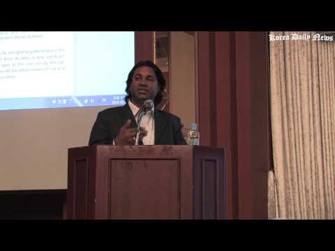ADN Asia Democracy Network presentation by Samson Salamat