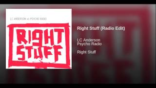Right Stuff (Radio Edit)