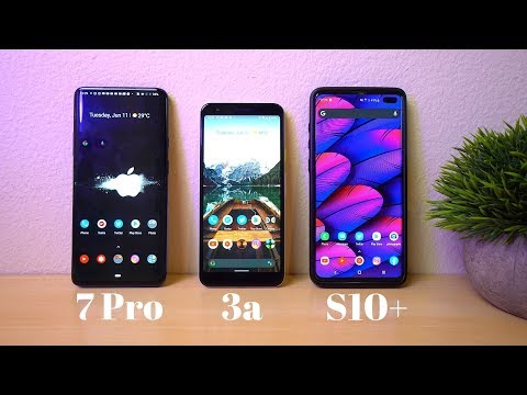From IOS To Android - My Favorite Android Phones! Mark's Tech-Talk Ep. 2