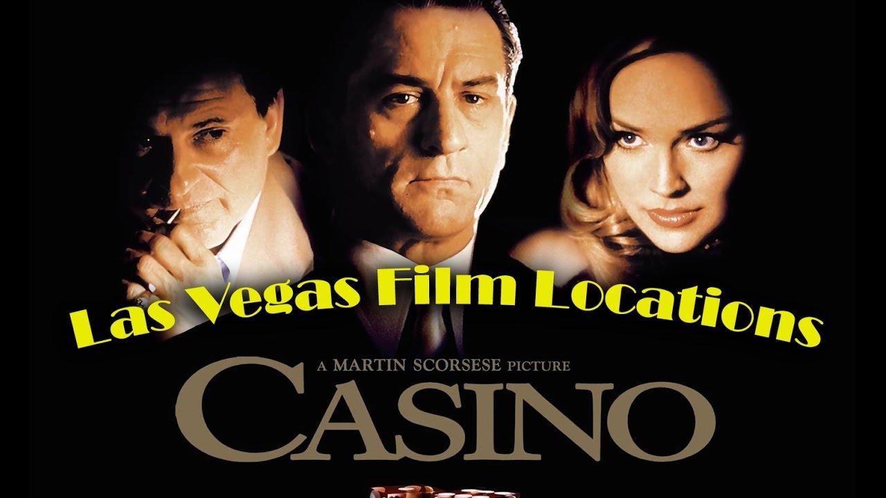 casino filming locations las vegas