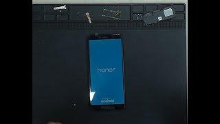 видео Замена дисплейного модуля Huawei Mate 7, 8, 9 Lite и Pro